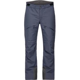 Haglöfs Nengal 3L Proof Pants Men dense blue